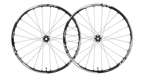 "Shimano Deore XT WH-M785 hjul Disc 27,5"" Center Lock 15mm/X-12 svart"